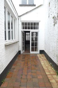 The Courtyard, looking towards The Breakfast Room