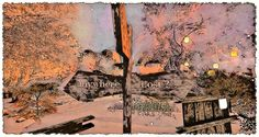 StoryBrooke Gardens Dreams And Nightmares, Comic Styles, Gardens, Abstract, Artwork, Painting, Work Of Art, Painting Art, Garden