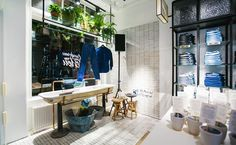 Kijken: the Blauw Kitchen van Scotch & Soda
