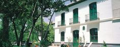 Huerta de San Vicente and Federico García Lorca Museum