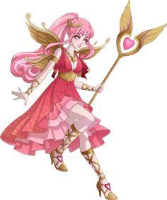 Cupid the goddess by sparks220stars on DeviantArt