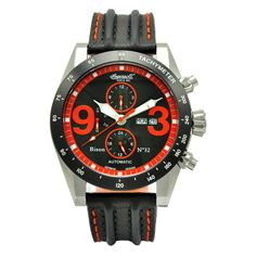 {Bison N° 32 Orange} wow! this watch is all kinds of gadgety!