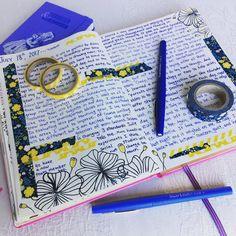 Journaling by Kathy (@kathrynzbrzezny) on Instagram. July 2017