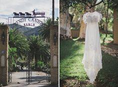 Capped sleeve romantic wedding dres
