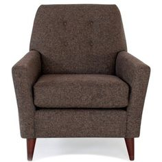 Check out this item at One Kings Lane! Shelby Chair, Espresso