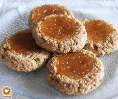 #μπισκότα με #ινδοκάρυδο Biscuits, Muffin, Sweets, Cookies, Breakfast, Cake, Food, Greece, Kitchens