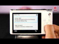 ▶ Cámara digital Samsung (WB200F) - YouTube