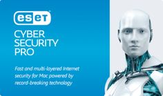ESET Cyber Security Pro 6.5.432.1 Crack For Mac