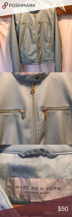 Marc New York jacket -NWOT Super cute! Marc New York (Andrew Marc) Andrew Marc Jackets & Coats