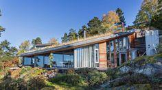 Villa, Yngve Derlick, Derlick Arkitekter Norway