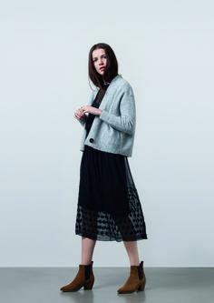 http://www.gatrimon.com/eshop/fr/ Sweater : ADIL Dress : DEA Boots : ELSEA