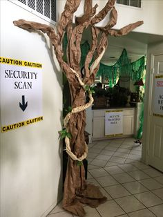 Entrance , agent is scanned with laser before entering Jungle Safari, Spy, Entrance, Decor, Entryway, Decoration, Door Entry, Decorating, Deco