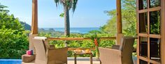 Costa Rica Casa Chameleon: Gourmet meals are served on your private balcony or at the romantic, open-concept restaurant. Book at Jetsetter and claim up to 8% cash back at Dubli..... http://www.dubli.com/T0US16VR4