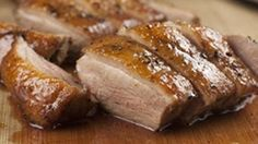 Duck doesn't have to be scary. Here's how to cook it right. The duck breasts get a fall flavor boost with a slightly spicy maple syrup glaze.