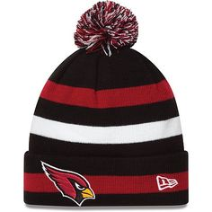 online store ece56 e554e Arizona Cardinals 101 Holiday Gift Ideas  Cardinals New Era knit cap  30.00