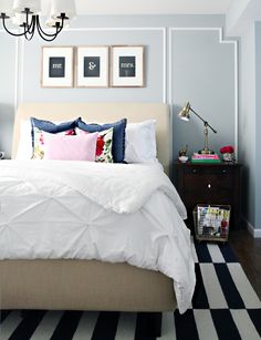 Yesterday I shared our plans for a little Master Bedroom refresh we have been working on. The...