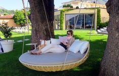 Weekend Escape - Hotel Eden Roc Ascona Design Hotel, Weekender, Hotel Eden, Das Hotel, Outdoor Furniture, Outdoor Decor, Travel Style, Group, Bed