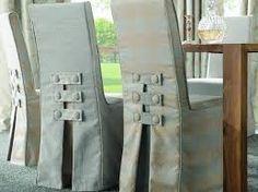 Die 136 Besten Bilder Von Stuhlhussen Slipcovers For Chairs