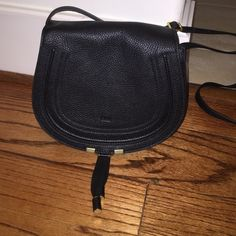 black Chloe crossbody AUTHENTIC,SALE SOON!15$ off! black Chloe purse, cross body. AUTHENTIC. I CAN provide any proof of authenticity that is needed Chloe Bags Crossbody Bags