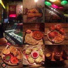 Best Bombay Style Food at The Bombay Bronx ! Chocolate Fondue, Menu, Restaurant, Desserts, Food, Style, Menu Board Design, Tailgate Desserts, Swag