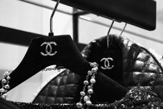 All my hangers will be Chanel