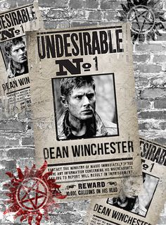 Supernatural and Harry Potter Jensen Ackles, Best Tv Shows, Best Shows Ever, Supernatural Fan Art, Cw Series, Winchester Boys, Angels And Demons, My Escape, Destiel