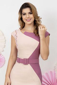 Fashion Outfits, Womens Fashion, Jumpsuits For Women, Frocks, Dress Patterns, Beautiful Dresses, Peplum Dress, Ideias Fashion, Chiffon