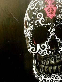 Mexican art #skull