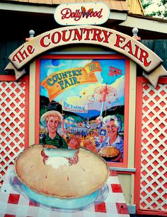 Country Fair at Dollywood is full of good old fashioned fun!