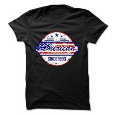 american vintage flag since 1993 T Shirt, Hoodie, Sweatshirt