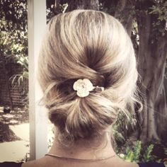 #Simpleupdo Simple Up Do