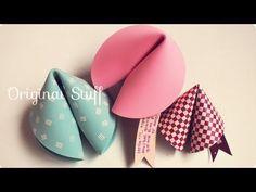 Galleta de Amor [Suerte/Fortuna] - Original Stuff - YouTube