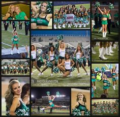 North Texas Dancers Football Season