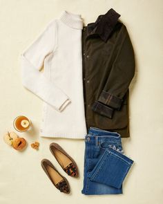 Find a great selection of new arrivals at Talbots! Shop pants, tees, blouses & more in new styles for the season. Modest Outfits, Fall Outfits, Cute Outfits, Classic Outfits, Classic Clothes, Cozy Fashion, Daily Look, Autumn Winter Fashion, Fall Fashion