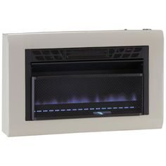 Cedar Ridge Recon Dual Fuel Blue Flame Gas Heater - 30,000 BTU, Model# MD30TBU