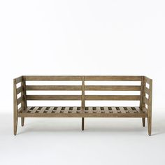Want to @knockoffwood the HECK out of this whole series.  Jardine Daybed + Cushions | west elm