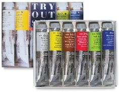 Maimeri Classico Fine Oil Colour : Set of 6 x 20ml tubes colours http://www.jacksonsart.com/p13178/Maimeri_Classico_Fine_Oil_Colour_:_Set_of_6_x_20ml_tubes_colours_018-116-161-256-307-392/product_info.html - #artsupplies  #artmaterials #Jackson's #artshop #shop #artsupply #london #oilcolours #colours