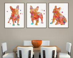 Goldendoodle Watercolor Art Print Goldendoodle by MiaoMiaoDesign