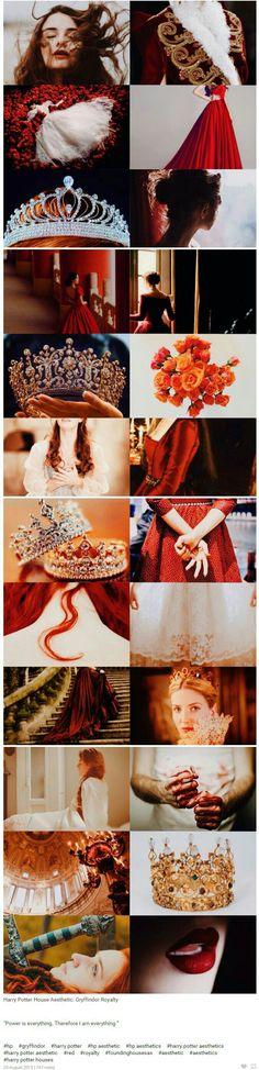 Mood- Gryffindor (Royalty)