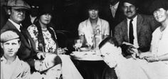 Hemingway, Hadley, Fitzgerald, and Zelda in 1920s Paris. Enjoy a meal like the one they may have dined on with our Hemingway #menu #hemingwayv2