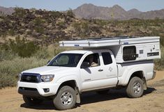 After considering lots of options, the couple who founded Overland Expo settled on Just a Tacoma and Camper (JATAC). This interview discusses some of their experiences and equipment modifications.