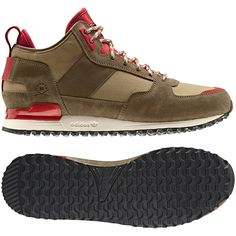 Bota Military Trail Runner Hombre, craft canvas / bone / leather disponible en Eleven11