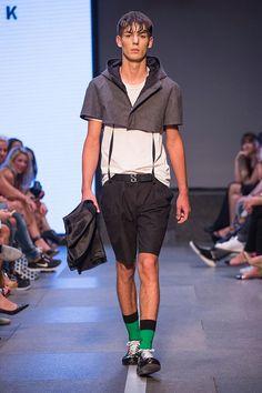 #catwalk #fashionshow #mbpfw #stinak #isolation #greensocks #ss15 #boy #vladimirstanek # Summer Swag, Spring Summer 2015, Green Socks, Fashion Show, Mens Fashion, Short Models, Ss 15, Mens Fitness, Fashion Details