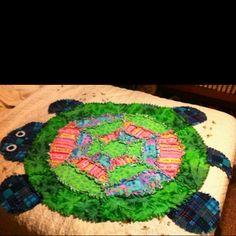 Turtle Rag Quilt (GC) | My Creations | Pinterest | Rag quilt : turtle rag quilt - Adamdwight.com