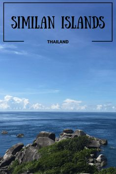 The Similan Islands is a cluster of eleven islands that are actually part of the…