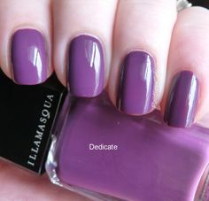 Illamasqua Dedicate - Swatches and Review | Pointless Cafe