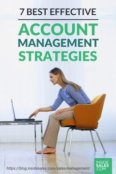 Effective management strategies for key accounts are what separates the top salespeople from bottom-dwellers. In this post, we share strategies to help salespeople get to and stay on top of the sales industry ladder. Affiliate Marketing, Online Marketing, Digital Marketing, Management Tips, Sales Management, Business Management, Sales Techniques, Account Executive