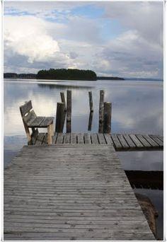 Siljan lake, Dalarna