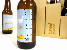 Tuned Pale Ale Helps You Play Beer Bottle Music