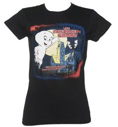 Our favourite, friendly ghost has joined the TruffleShuffle family in the shape of this funky new tee from Urban Species.